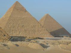 Egypte pyramiden