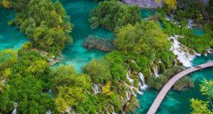 Kroatie natuurpark