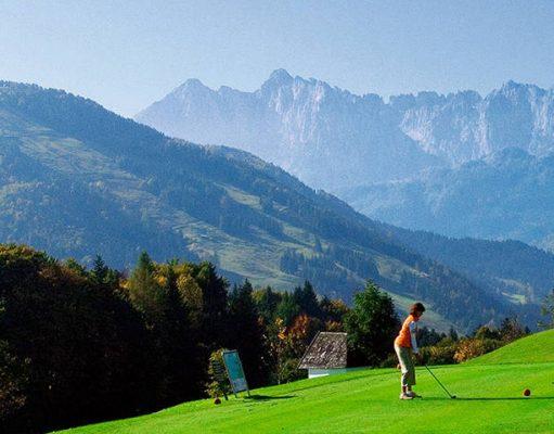 Oostenrijk golfen