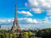 Parijs eifel toren