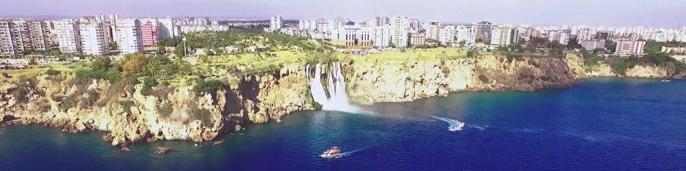 Antalya waterval