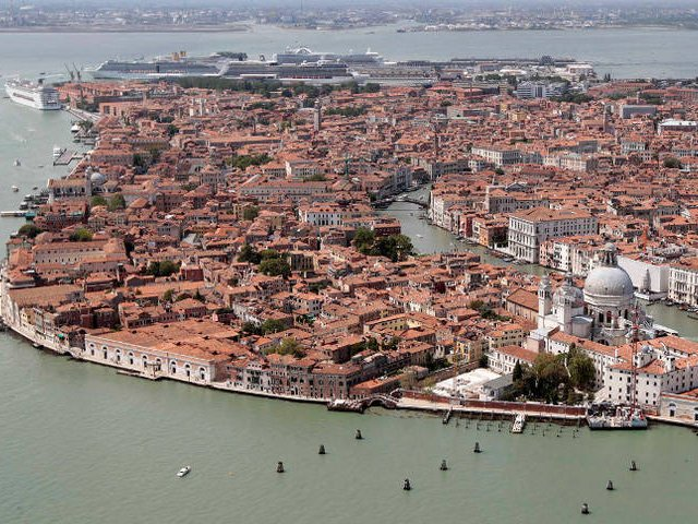 Venetie kanalen