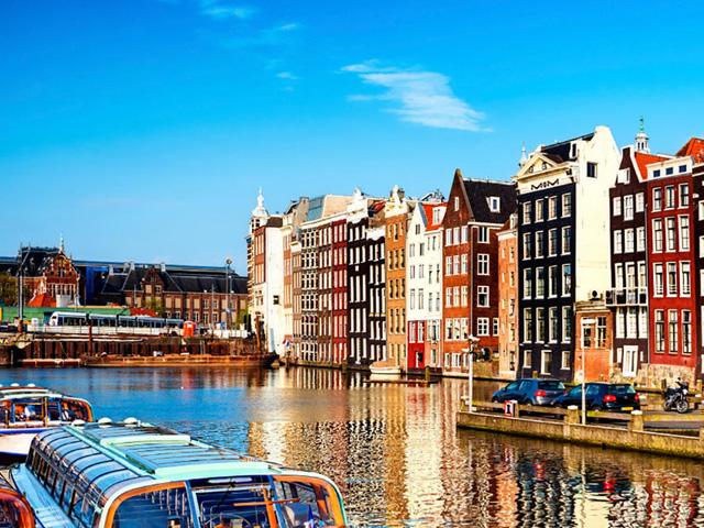 weekendje Amsterdam