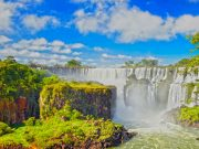 Argentinie waterval