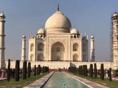 Vakantie India Taj Mahal