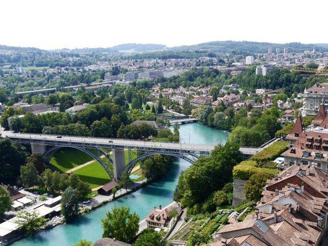 Stedentrip Bern