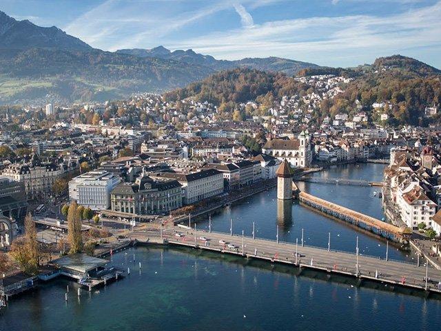 Zwitserland Luzern