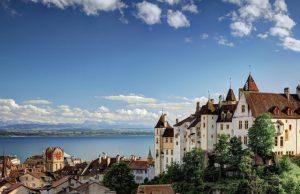 Zwitserland Neuchatel