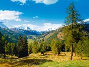 Zwitserland Schweizer Nationalpark