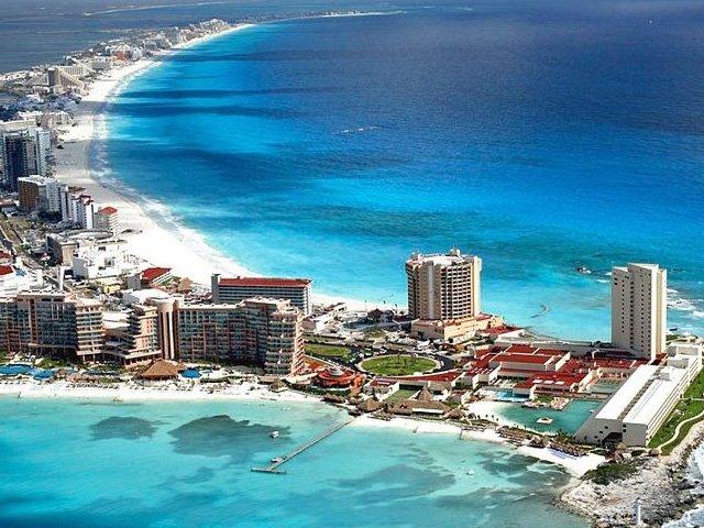 Mexico Cancun hotel