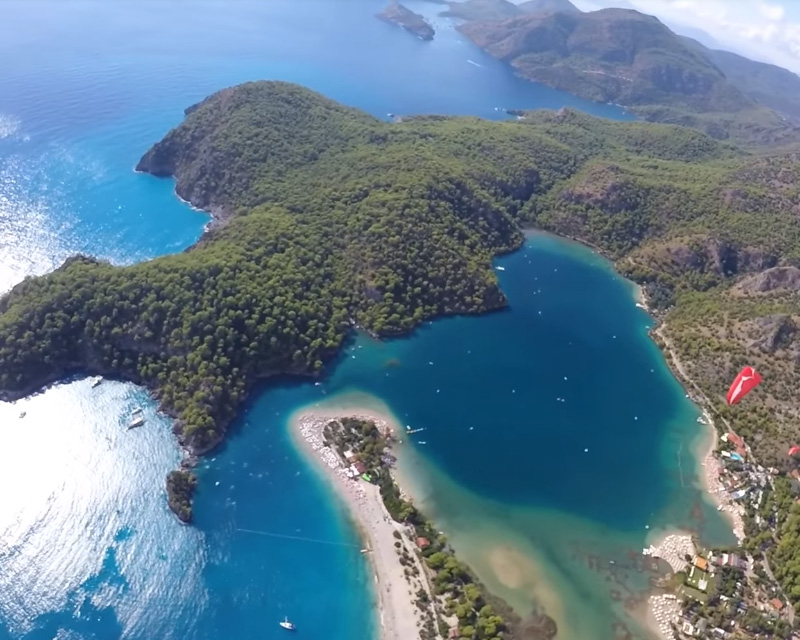 Fethiye Oludeniz (dode zee)