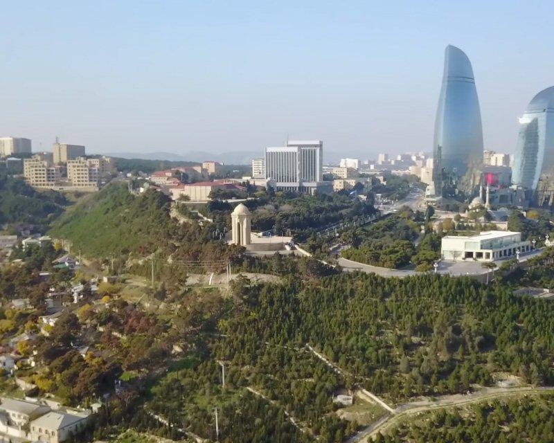 Azerbeidzjan Bakoe