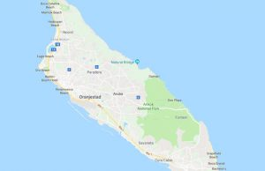 Aruba landkaart
