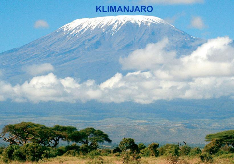 Tanzania Klimanjaro
