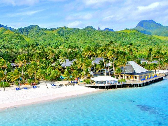 Tonga strand