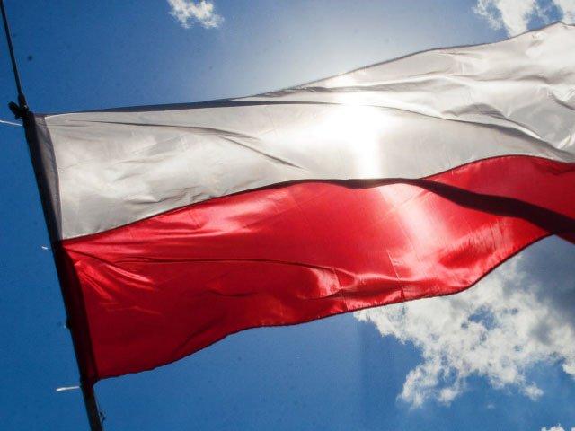 Polen vlag