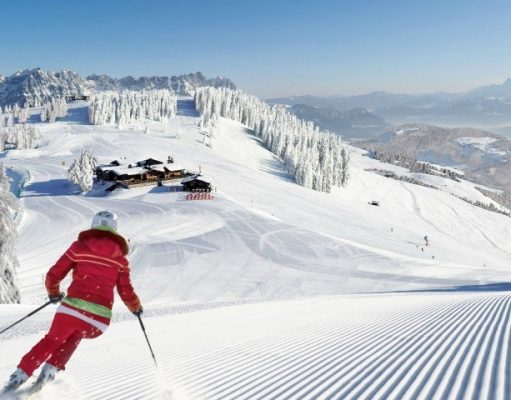 Oostenrijk skivakantie
