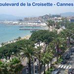 Boulevard de la Croisette Cannes