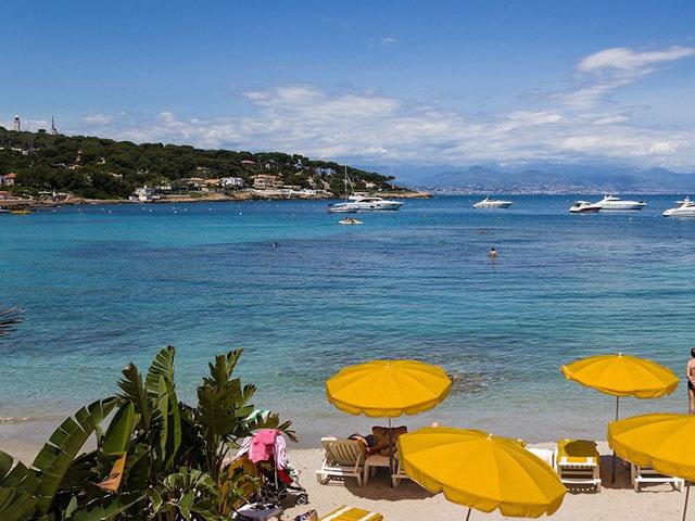 Frankrijk-Cote dAzur stranden