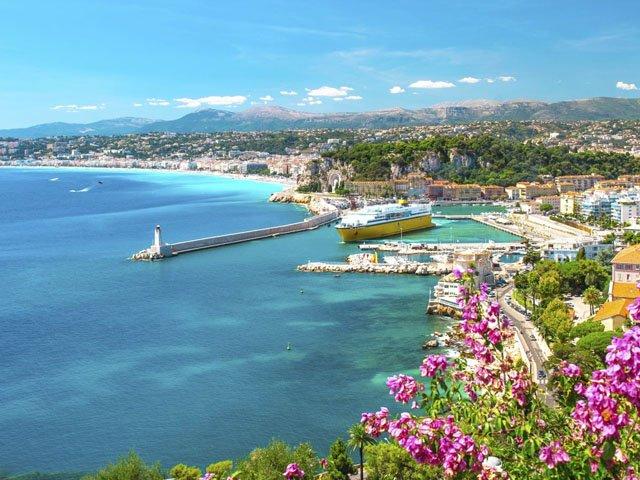 Frankrijk-Cote d' Azur