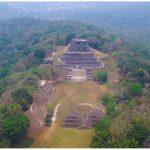 Belize Maya ruines