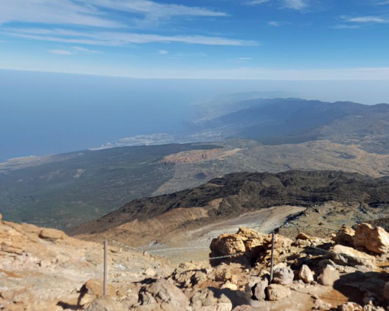 Canarische eiland Tenerife