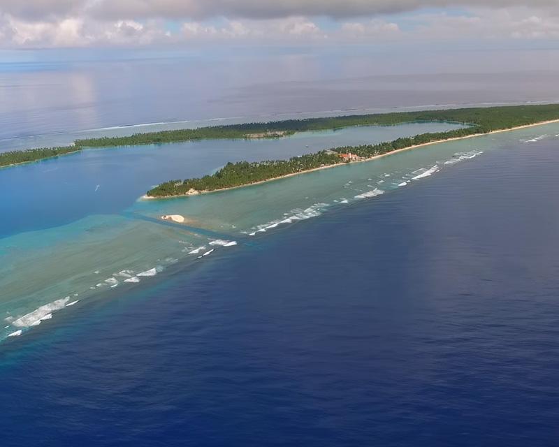 Tuvalu vakantie