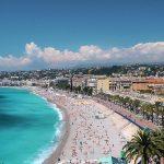Frankrijk Nice strand