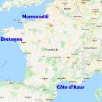 Frankrijk strandvakantie