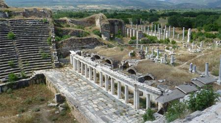 Aphrodisias - Beste bezienswaardigheden in Turkije