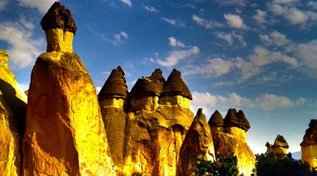 Cappadocie - Populaire bezienswaardigheden Turkije