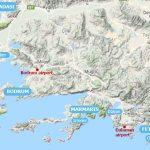 Egeische zee kust