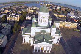 Stedentrip Helsinki
