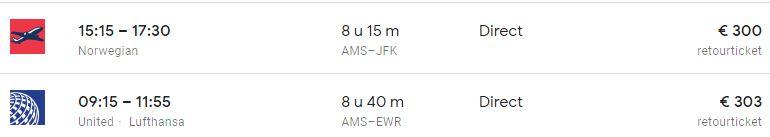 Goedkope vliegticket met Google Flights