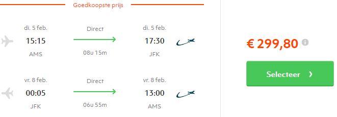 Goedkope vliegticket met Vliegtickets.nl
