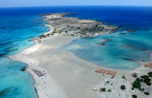 Kreta strand vakantie