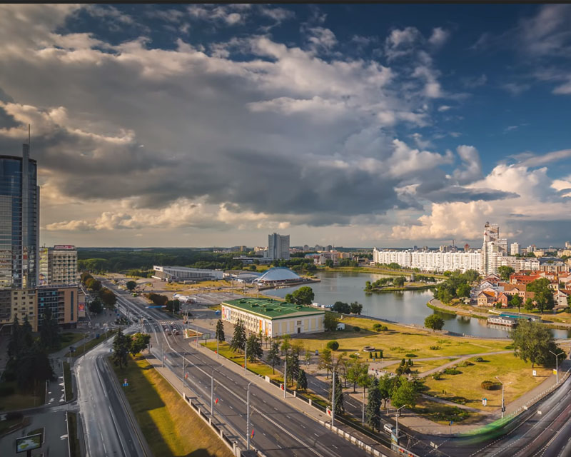 Stedentrip Minsk