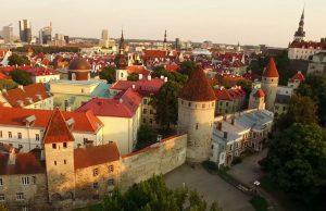 Stedentrip Tallinn