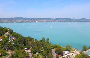 Hongarije Balatonmeer
