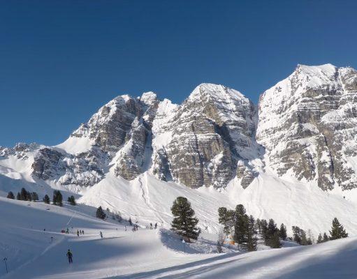 Wintersport groepsreis