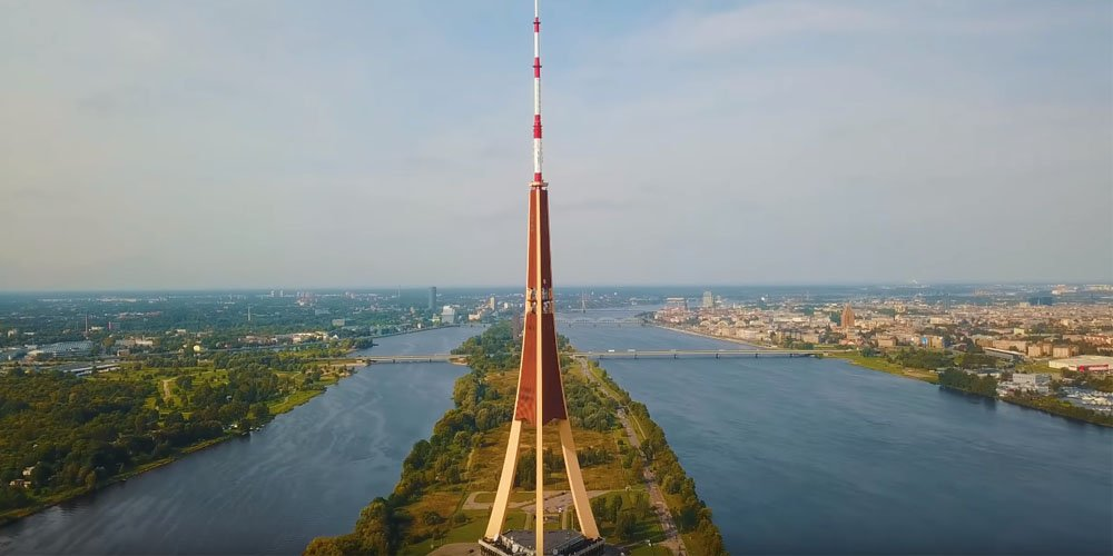 Stedentrip Riga