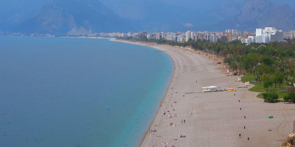 Vakantie in Antalya