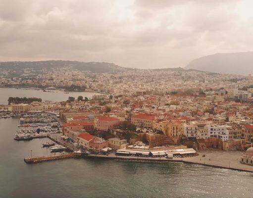 Vakantie in Kreta Chania