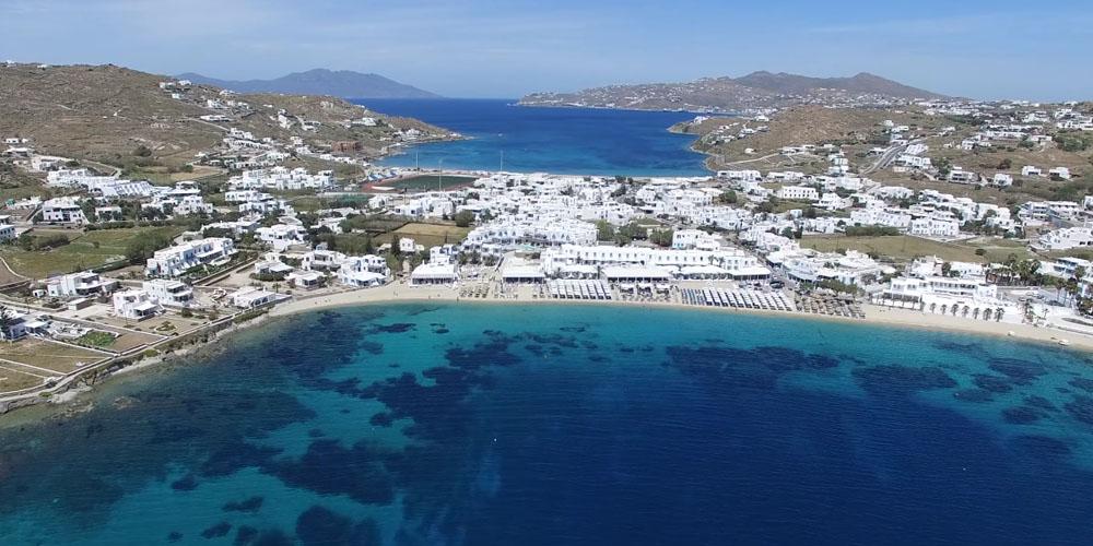 Vakantie in Mykonos