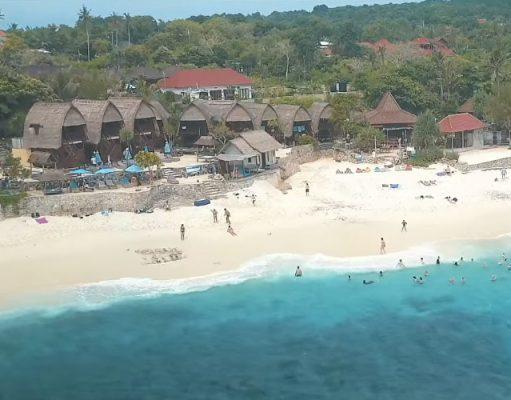 Indonesië Bali strand