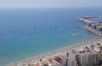 Alicante strand