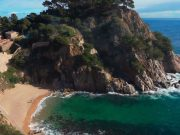 Spanje strand