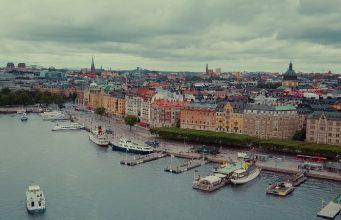 Zweden stedentrip
