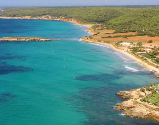 Spanje Menorca