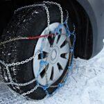 Autovakantie sneeuwkettingen